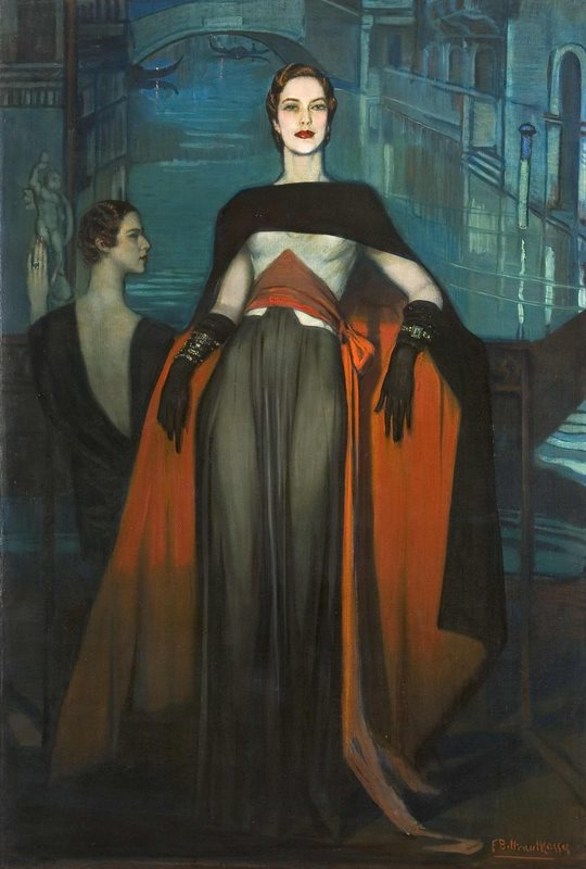 Bonnardel, 1934