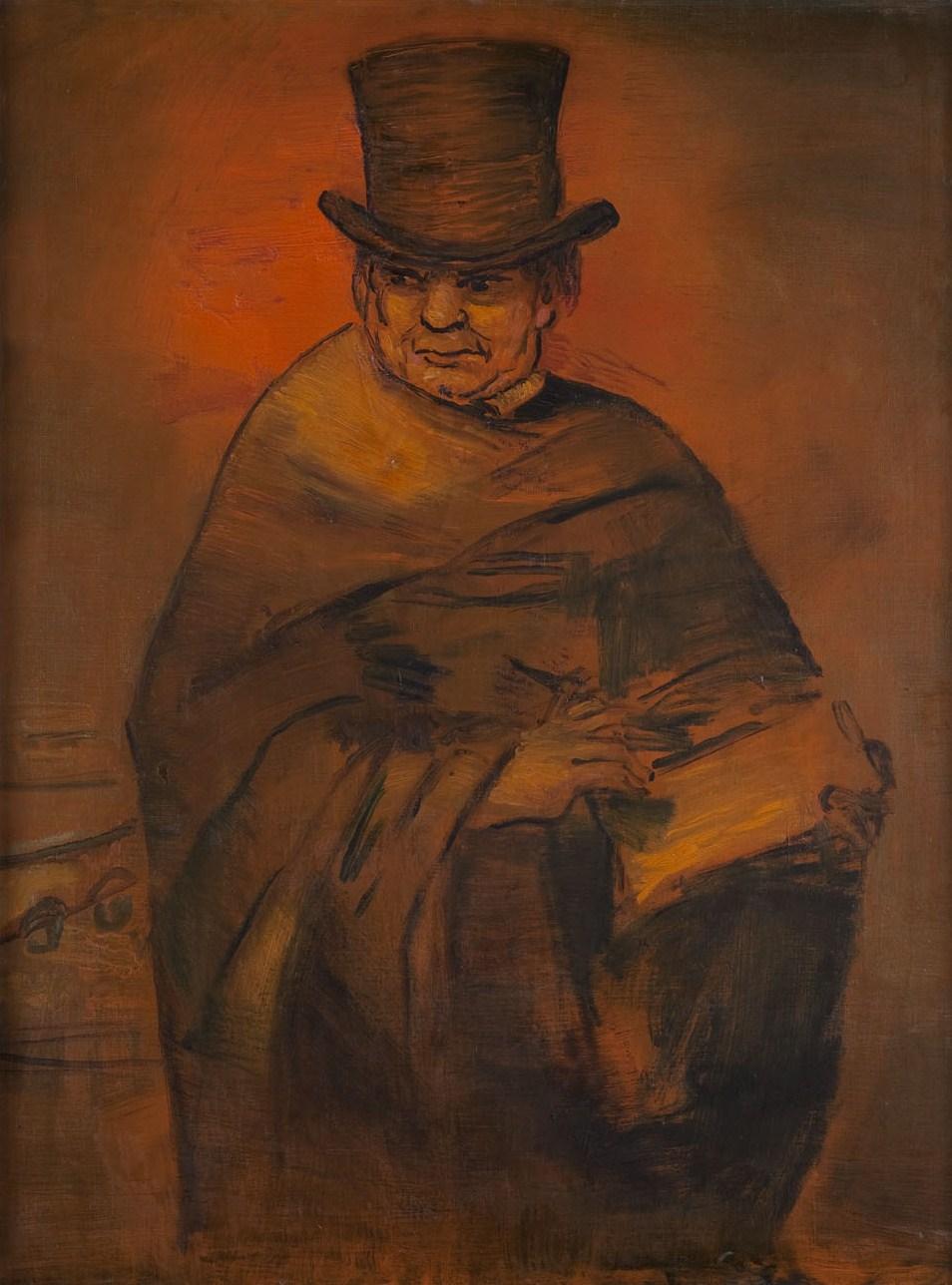 Retrato de Goya, 1928