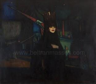 La maja del puerto, 1921