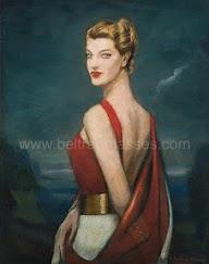 Madame Iscovesco, 1938 Worth