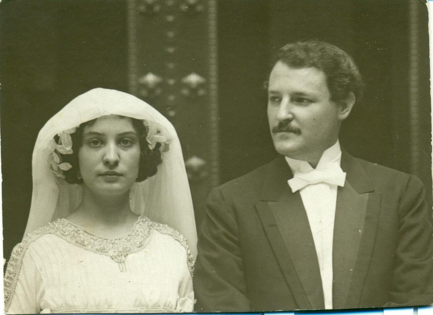 Boda de Federico Beltran Masses con Irene Narezo